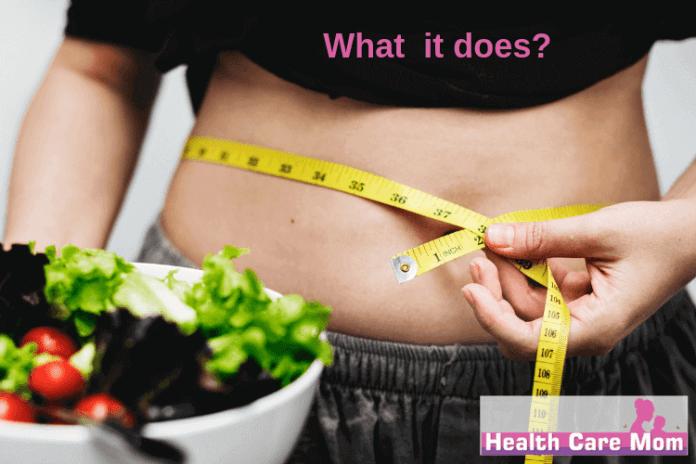 HCG diet plan affect