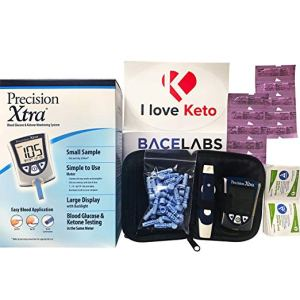 precision xtra blood ketone and glucose monitoring system