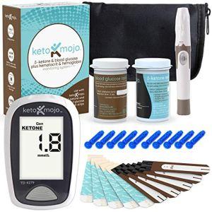 Keto Mojo Blood Ketone testing Kit