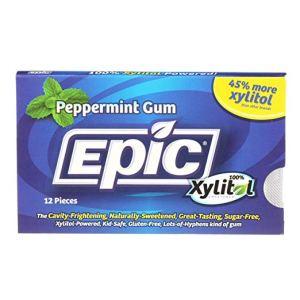 Epic Xylitol Keto Friendly Gum