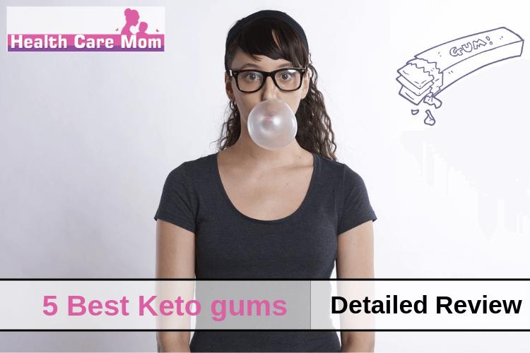 5 Best Keto gums for ketogenic lifestyle