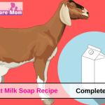 Goat Milk Soap Recipe