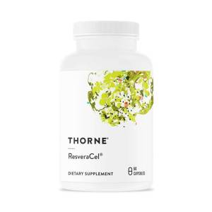 Thorne Research ResveraCel Nicotinamide Riboside