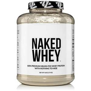 Whey Protein NAKED Grass-Fed