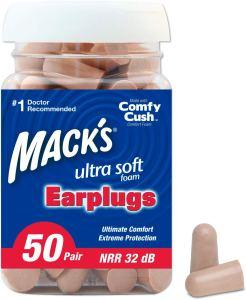 Mack's ear care