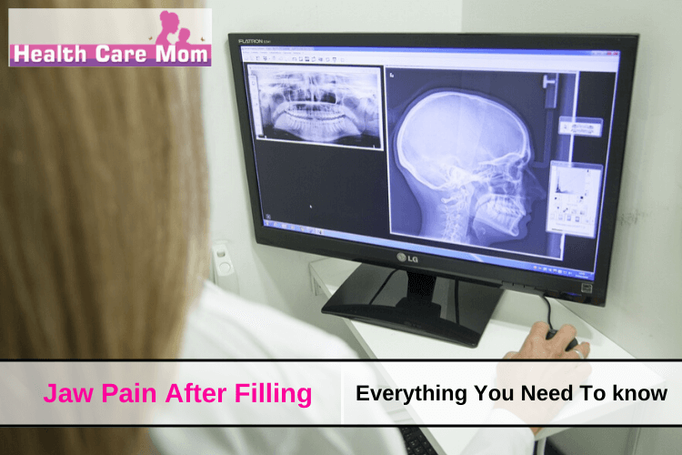 Jaw Pain After Filling? Here Are A Few Reasons Why