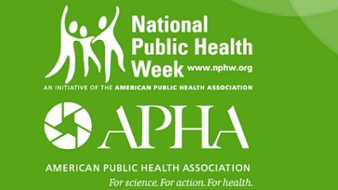 The Friday Five – National Public Health Week