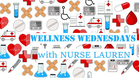 Wellness Wednesday – The Importance of Sleep with Nurse Lauren