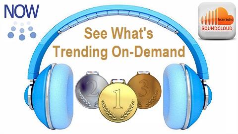 Top SoundCloud Listens in June