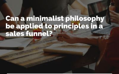The Minimalist Funnel