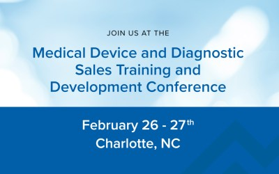 2019 Medical Device & Diagnostic Sales Training Conference