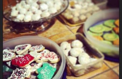 Enjoy Christmas Cookies at the Bar Harbor Active Adults Holiday Party