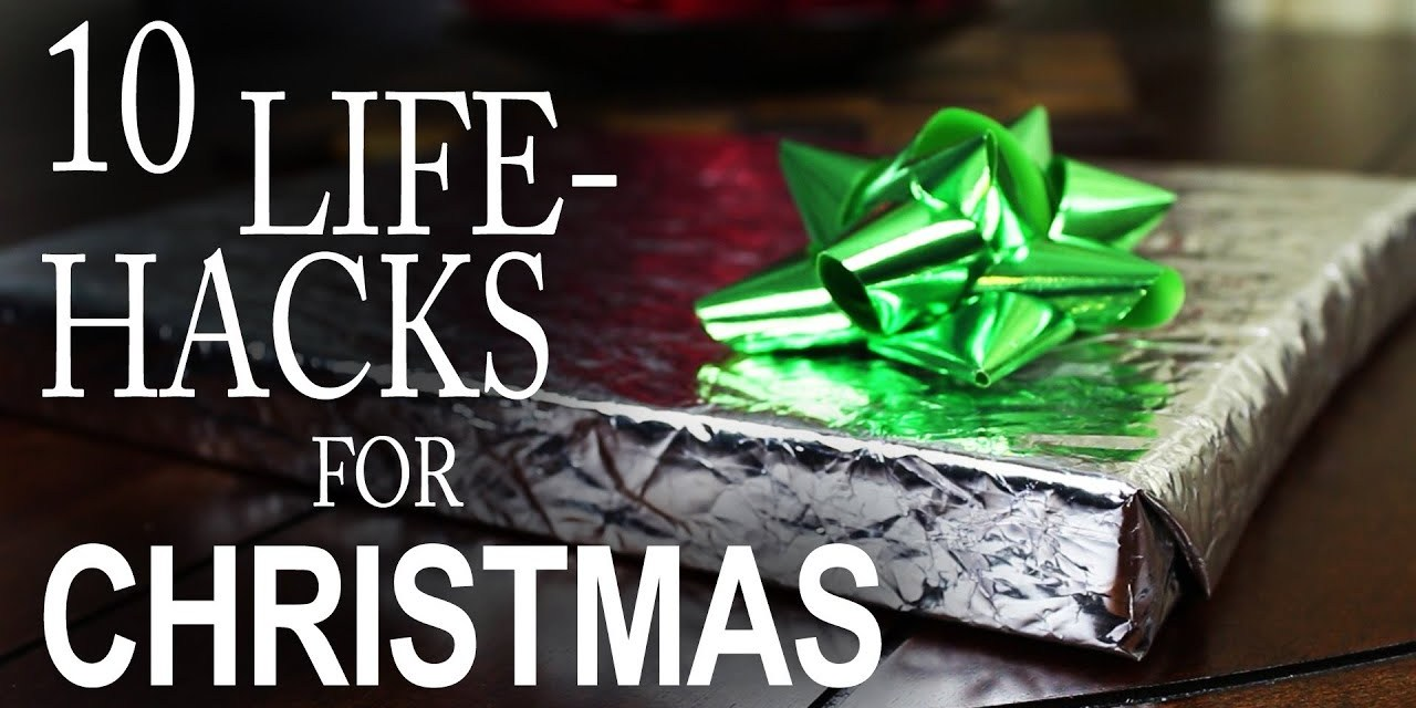 10 Crazy Good Life Hack Ideas For Christmas To Make You Look Like A Rock Star