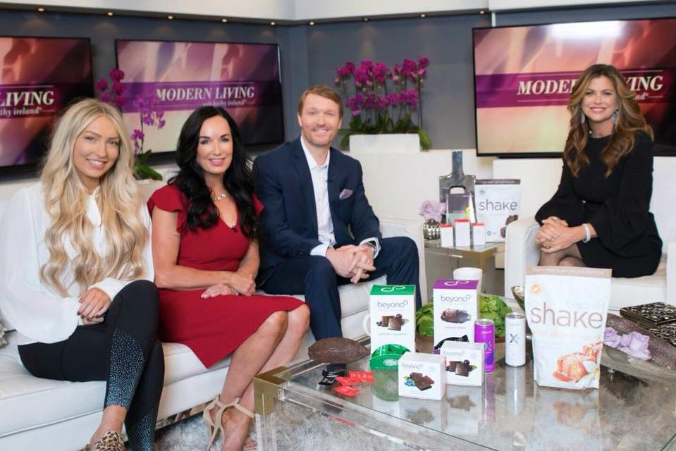 Well Beyond Healthy Chocolate Featured On Modern Living With Kathy Ireland TODAY!