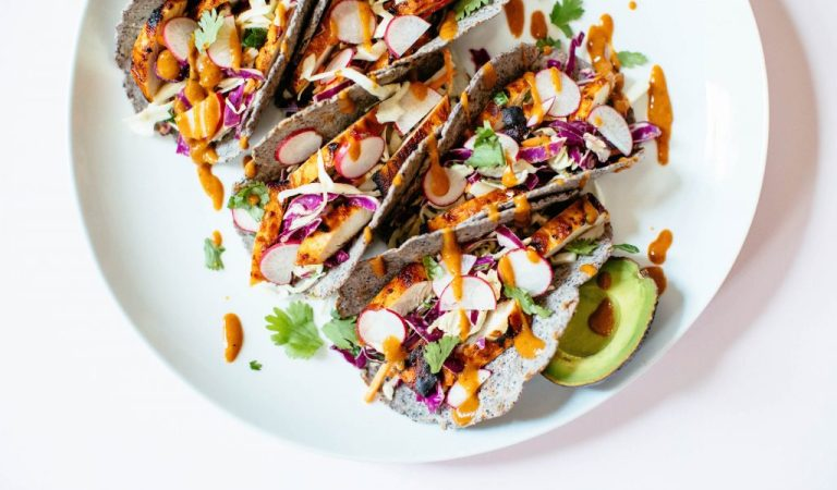 BBQ Tacos And How To Make Homemade Tortillas