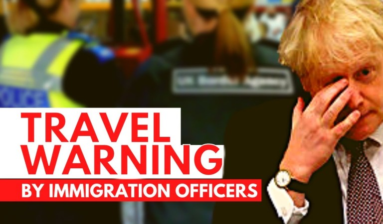 UK TRAVEL NEWS:  PROBLEMS FOR TRAVELERS DUE TO UK TRAVEL LIGHT SYSTEM TRAVEL & UK DECLARATION FORMS