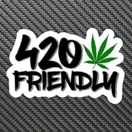 Group logo of 420 friendly