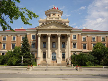 University of Manitoba in Canada.