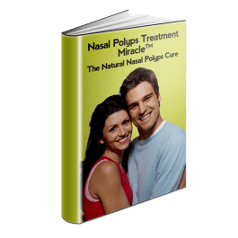 nasal polyps treatment miracle ebook pdf free