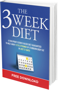 the 3 week diet download free pdf