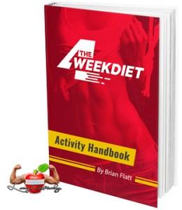 The 4 Week Diet Activity Handbook