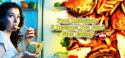 5 reasons you cant stop eating