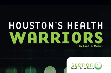 Houston's Health Warriors