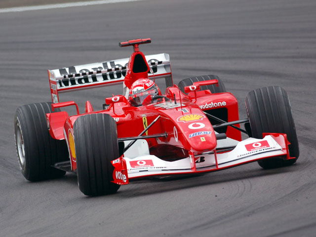 Formula 1 Fitness