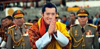 Jigme Khesar Wangchuck