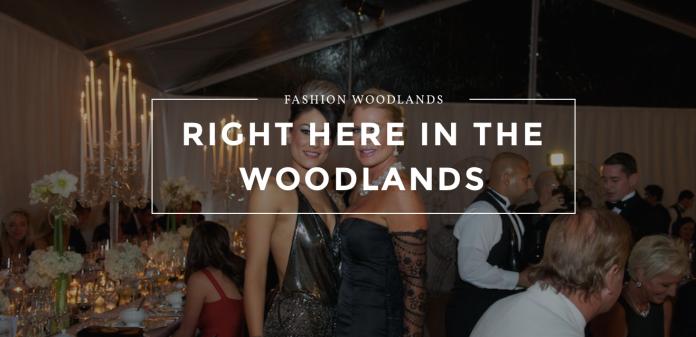 fashion woodlands