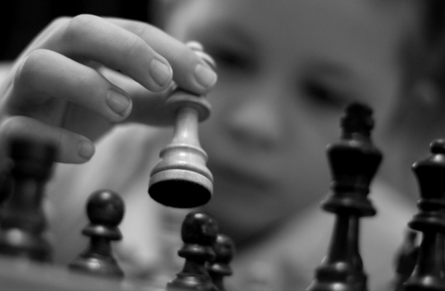 my favourite game chess essay for kids