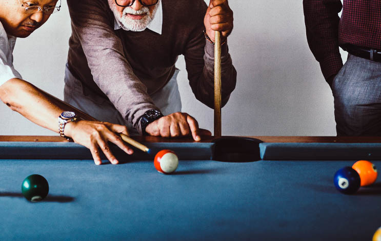 How To Set Up Pool Balls Quora >> Top 10 Health Benefits Of Playing Billiards