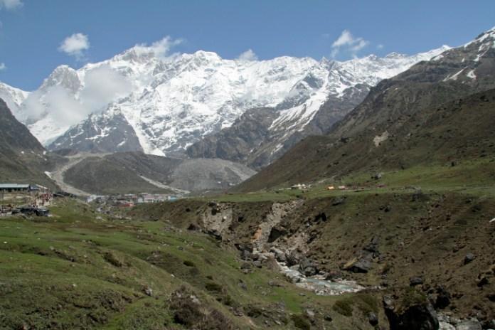 Himalayan Mountain Path