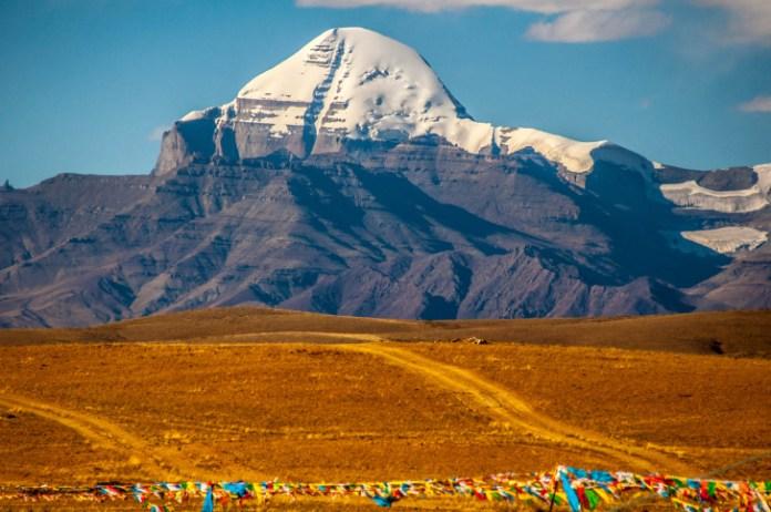 Mount Kailash in Tibet