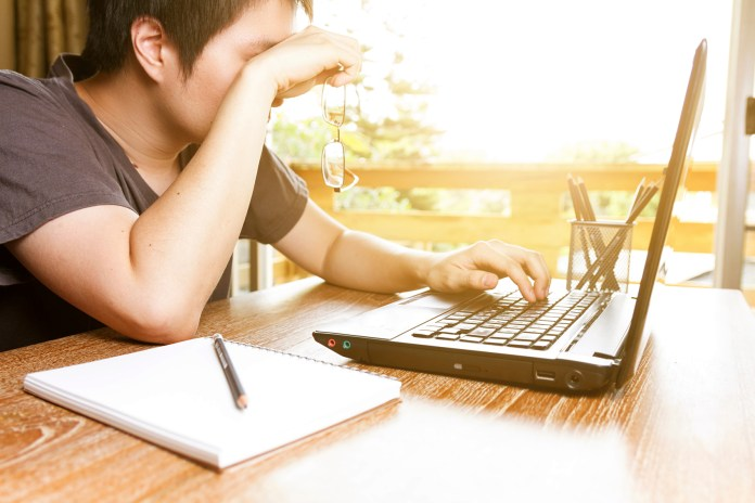 tips to reduce eyestrain