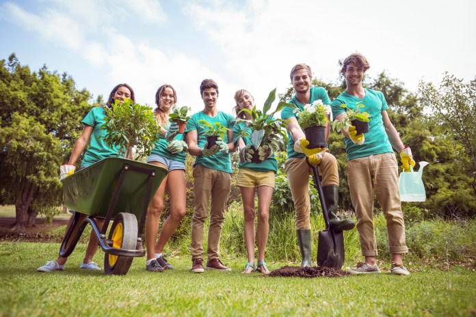 the health benefits of volunteering