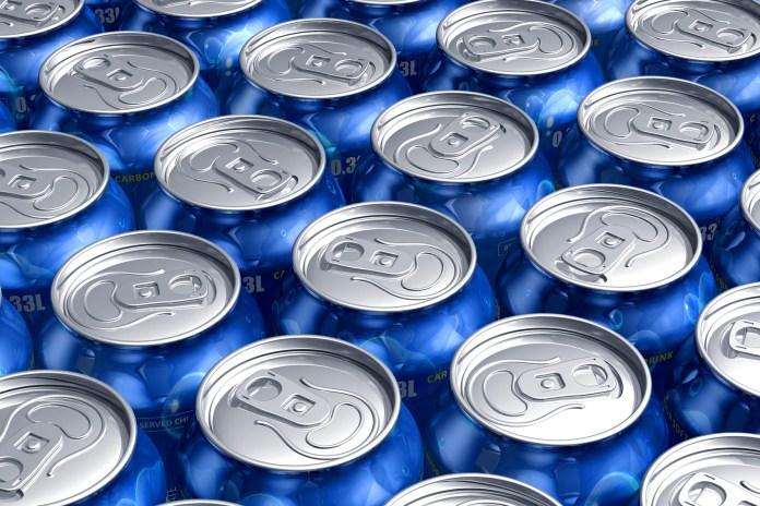 1 soda a day