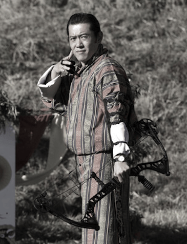 Jigme Khesar Namgyel Wangchuck fit