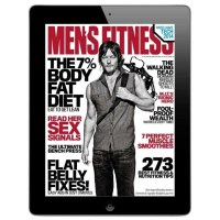 Men's Fitness Mobile Magazine from AMI l mag+