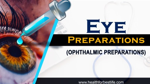 Ophthalmic preparation