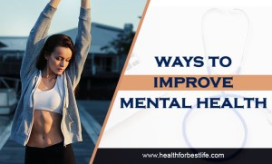 Ways to improve mental health