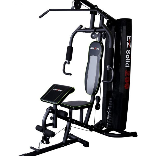 Compare Amp Buy Bodygym Home Gym Ez Solid 200 Online In