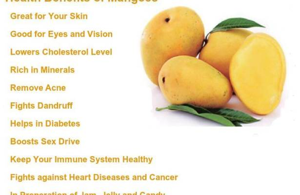 Benefits of Mango-1