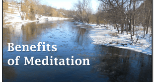 Health Benefits of Meditation