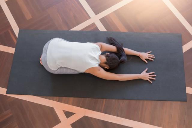 Doing yoga a few times a week will keep you healthy.
