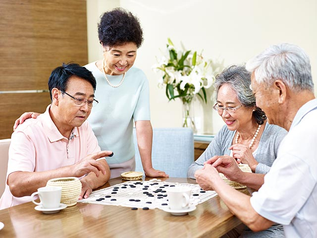 Get involved in more social activities to expand your social circle.