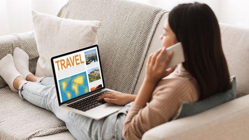 Travel virtually