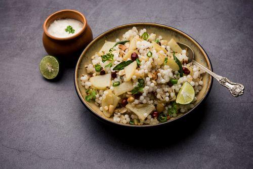 Sabudana- Healthy Food for Navratri