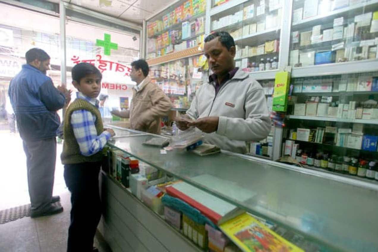Indian pharma.