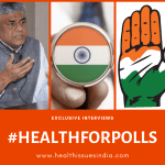 #HealthForPolls, Rajeev Gowda: Health a question of competing priorities